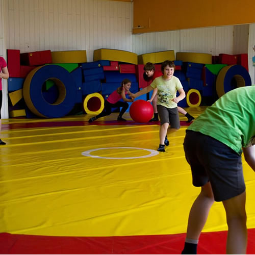 Športni dnevi za šole in vrtce - Programi za šolarje prve in druge triade