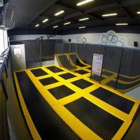 Športni dnevi za šole in vrtce Trampolin park Super jump GIB