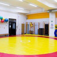 Športni dnevi za šole in vrtce dvorana Zlata zvezdica