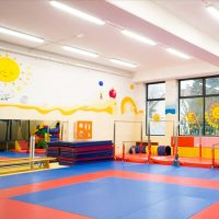 Športni dnevi za šole in vrtce dvorana Zlati sonček