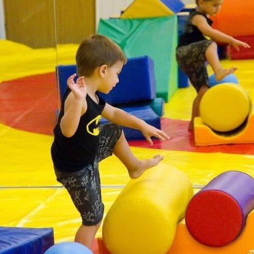 Športni dnevi za šole in vrtce - program za vrtce